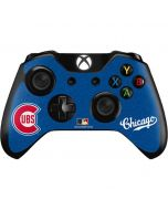 Large Vintage Cubs Xbox One Controller Skin