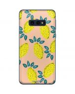Lemon Party Galaxy S10e Skin