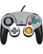 Light Grey Concrete Nintendo GameCube Controller Skin