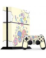 Little Twin Stars Floating PS4 Console and Controller Bundle Skin