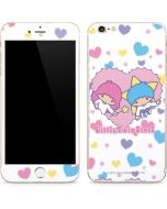 Little Twin Stars Hearts iPhone 6/6s Plus Skin