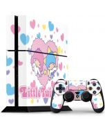 Little Twin Stars Hearts PS4 Console and Controller Bundle Skin