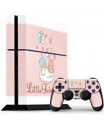 Little Twin Stars PS4 Console and Controller Bundle Skin