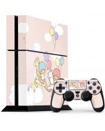 Little Twin Stars Riding PS4 Console and Controller Bundle Skin