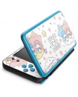 Little Twin Stars Shooting Star 2DS XL (2017) Skin