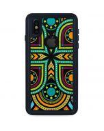 Look Deeper Colored iPhone XS Waterproof Case