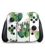Looking Sharp Nintendo Switch Joy Con Controller Skin