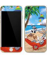Looney Tunes Beach iPhone 6/6s Skin