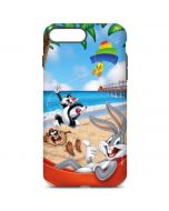 Looney Tunes Beach iPhone 7 Plus Pro Case