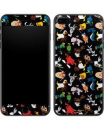 Looney Tunes Identity Pattern iPhone 8 Plus Skin