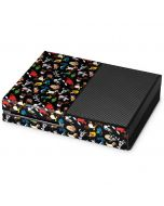 Looney Tunes Identity Pattern Xbox One Console Skin