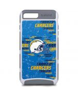 Los Angeles Chargers - Blast iPhone 8 Plus Cargo Case