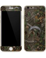 Los Angeles Chargers Realtree Xtra Green Camo iPhone 6/6s Skin