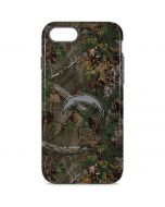 Los Angeles Chargers Realtree Xtra Green Camo iPhone 8 Pro Case