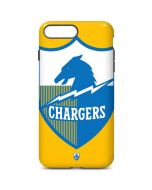 Los Angeles Chargers Retro Logo iPhone 7 Plus Pro Case