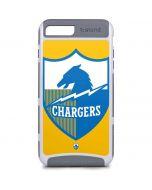 Los Angeles Chargers Retro Logo iPhone 8 Plus Cargo Case