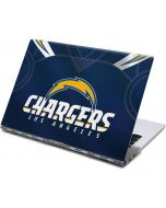 Los Angeles Chargers Team Jersey Yoga 910 2-in-1 14in Touch-Screen Skin