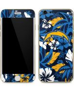 Los Angeles Chargers Tropical Print iPhone 6/6s Skin