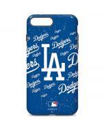 Los Angeles Dodgers - Cap Logo Blast iPhone 7 Plus Pro Case
