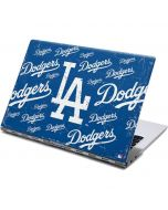 Los Angeles Dodgers - Cap Logo Blast Yoga 910 2-in-1 14in Touch-Screen Skin