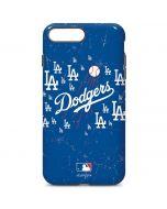 Los Angeles Dodgers - Primary Logo Blast iPhone 7 Plus Pro Case