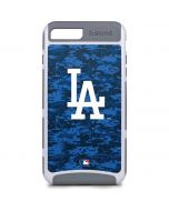Los Angeles Dodgers Digi Camo iPhone 8 Plus Cargo Case