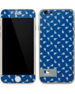 Los Angeles Dodgers Full Count iPhone 6/6s Skin