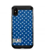 Los Angeles Dodgers Full Count iPhone XS Max Cargo Case