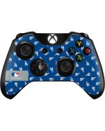 Los Angeles Dodgers Full Count Xbox One Controller Skin