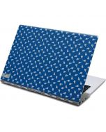Los Angeles Dodgers Full Count Yoga 910 2-in-1 14in Touch-Screen Skin