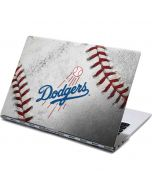 Los Angeles Dodgers Game Ball Yoga 910 2-in-1 14in Touch-Screen Skin