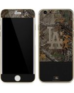 Los Angeles Dodgers Realtree Xtra Camo iPhone 6/6s Skin