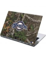 Milwaukee Brewers Realtree Xtra Green Camo Yoga 910 2-in-1 14in Touch-Screen Skin