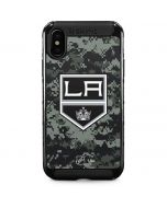 Los Angeles Kings Camo iPhone XS Max Cargo Case