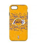 Los Angeles Lakers Blast iPhone 8 Pro Case
