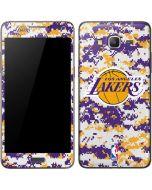 Los Angeles Lakers Digi Camo Galaxy Grand Prime Skin