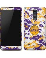 Los Angeles Lakers Digi Camo Stylo 2 Skin