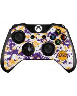 Los Angeles Lakers Digi Camo Xbox One Controller Skin