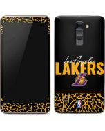 Los Angeles Lakers Elephant Print Stylo 2 Skin