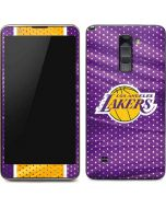 Los Angeles Lakers Home Jersey Stylo 2 Skin