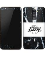 Los Angeles Lakers Marble Stylo 2 Skin