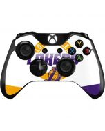 Los Angeles Lakers Split Xbox One Controller Skin