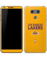 Los Angeles Lakers Standard - Gold LG G6 Skin