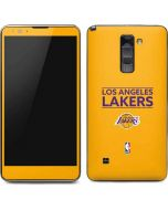 Los Angeles Lakers Standard - Gold Stylo 2 Skin