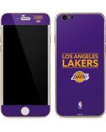 Los Angeles Lakers Standard - Purple iPhone 6/6s Skin