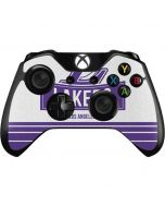 Los Angeles Lakers Static Xbox One Controller Skin