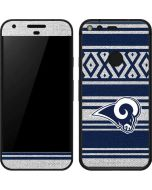 Los Angeles Rams Trailblazer Google Pixel Skin
