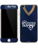 Los Angeles Rams Team Jersey iPhone 6/6s Skin