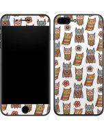 Lotsa Owls iPhone 7 Plus Skin