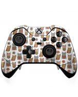Lotsa Owls Xbox One Elite Controller Skin